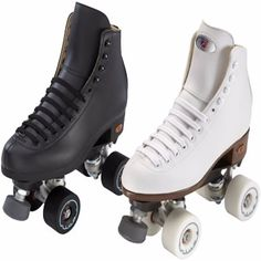 Riedell 111  With Riva Wheels Artistic Roller Rhythm Indoor Skates #Riedell