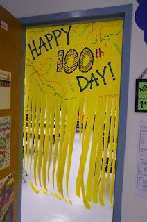 Activities for the 100th Day of school.
