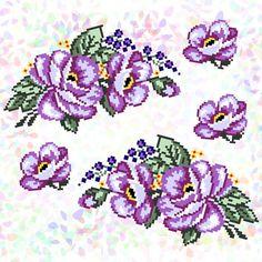 Cross Stitch Books, Cross Stitch Needles, Cross Stitch Flowers, Cross Stitch Embroidery, Cross Stitch Patterns, Christmas 2019, Daisy, Bird, Handmade
