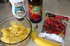 Tried & True from Me to You: Hawaiian Heartthrob Smoothie