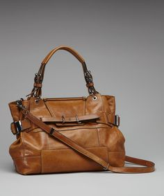 Take a look at this Tan Cally Tote by Kooba on #zulily today!
