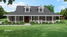 Tilson, favorite floor plan 1 story with great room, formal dining, and separate master... Great Rooms, Master Suite, Nottingham, Separate, Farm House, Ceilings, House Plans, Family Room, Families