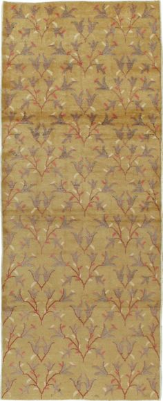 Vintage Anatolian Rug, No. 15014 - 3ft. 11in. x 9ft. 8in.