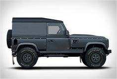 Land Rover Defender Flying Huntsman by Kahn Design