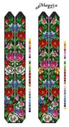 44 Ideas Embroidery Techniques Weaving Looms For 2019 Bead Crochet Patterns, Beading Patterns, Beaded Embroidery, Cross Stitch Embroidery, Beads Pictures, Tatting Jewelry, Bead Loom Bracelets, Beaded Ornaments, Loom Weaving