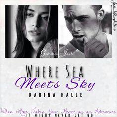 Karina Halle - Where Sea Meets Sky