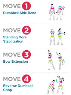 Great standing ab workout! #Health #Fitness #Trusper #Tip
