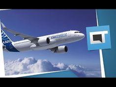 Como um avião é fabricado? Visitamos a linha de montagem da Airbus na Al...