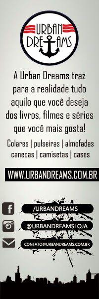 A Urban Dreams é nossa parceira! ~ Irmãos Livreiros