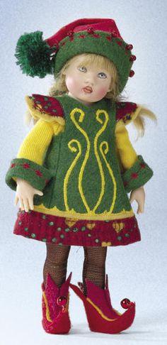 Doll Helen Kish North Pole Riley