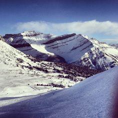 Day 2 on the backside Mountain Resort, Mountain View, Lake Louise Ski Resort, Gods Creation, Alberta Canada, Skiing, The Incredibles, Snow, Tours