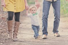 Inspired by This Adorable Outdoor Family Shoot | Inspired by This Blog