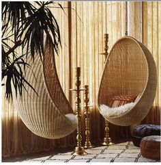 Hanging Chair Idea 4 Living Room