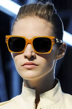Roland Mouret Spring 2013 Ready-to-Wear Sunglasses