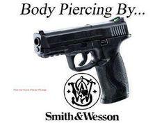 I'll do the piercing...