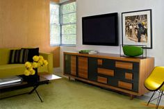 Home-Dzine - Interiors with crisp lines and smart colours