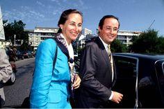 Segolène Royal et François Hollande