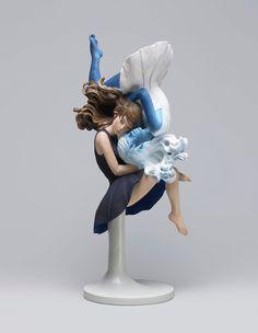 El glitch escultórico de Yoshitoshi Kanemaki 18