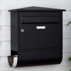 Boîte aux lettres//boîte aux lettres safe post taille 21 Anthrazitgrau