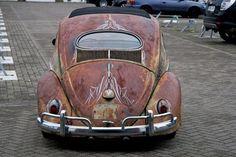VW Oval Bug Pin stripe