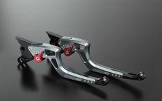 Motorradumbau - Honda CBR 1000 RR ABS Modelljahr 2017 mit ABM Teilen