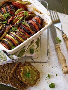 Une recette provençale d'été. Essayez cette recette pleine de fraîcheur.