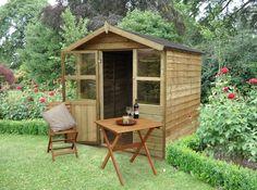 Stroud Summerhouse   Forest Garden