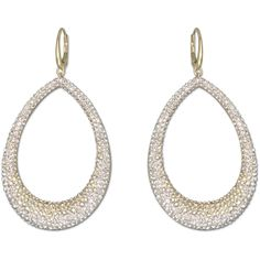 SWAROVSKI Abstract Large Gold Plate Pierced Earrings £119.00 Now available at Johnsons Jewellers: https://johnsonsjewellers.co.uk/jewellery/swarovski-abstract-large-gold-plate-pierced-earrings