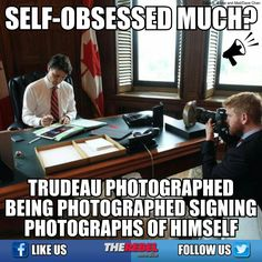 Trudeau the narcissistic little asshole he truly is The Twits, Scum Of The Earth, Praying For Our Country, Cognitive Dissonance, O Canada, Justin Trudeau, We The People, Funny Pictures, This Or That Questions
