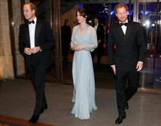 Prince William, Duke of Cambridge, Catherine, Duchess of Cambridge and Prince Harry
