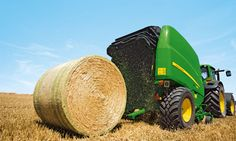 Image of baler for 900 series balers This round baler looks more at home in Europe then this nation.Looks closer the John Deere round balers to.Why are these 2 needed with the 9 Series already on the market?