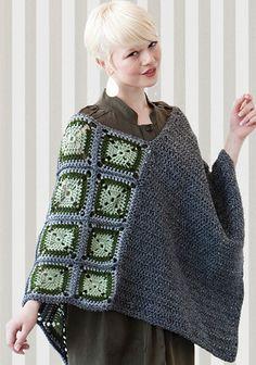 Fuente: http://www.crochettoday.com/crochet-patterns/bernice-cape