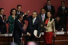 """""""Seamos autocríticos"""", dice @MFBeltrones al asumir la presidencia del @PRI_Nacional http://lajor.mx/1ftREw6"""