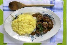 Lihapullat - Ruokalan reseptit - Ilta-Sanomat