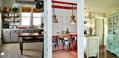 Le style des maisons de campagne vous plaît et vous voulez redécorer, à petit prix, votre cuisine ? Si le style de votre intérieur le permet (pas de cuisine ultra-moderne et très design, mais plutôt classique), regardez ces astuces pour transformez votre cuisine en belle cuisine de maison de campagne. Un décor champêtre et rustique … More
