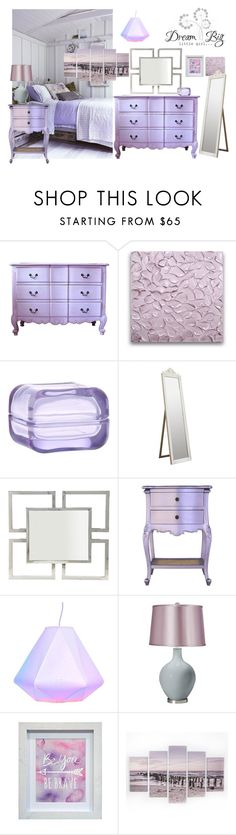 Lilac Dreams by designcat-colour on Polyvore featuring interior, interiors, interior design, home, home decor, interior decorating, Bernhardt, iittala, bedroom and interiordesign