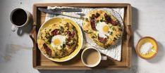 Aamiaispizzat | Pääruoat | Reseptit – K-Ruoka Lassi, Eggs, Breakfast, Food, Morning Coffee, Essen, Egg, Meals, Yemek