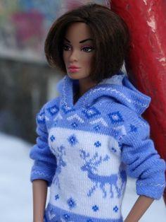 Мулатки в зимнем Екатеринбурге / Наши коллекции кукол / Бэйбики. Куклы фото. Одежда для кукол
