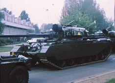 Armorama :: Centurion pictures at BAOR???