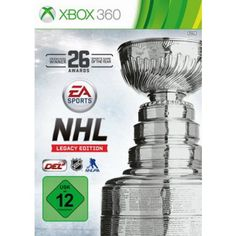 NHL Legacy Edition  X-Box 360 in Sportspiele FSK 12, Spiele und Games in Online Shop http://Spiel.Zone