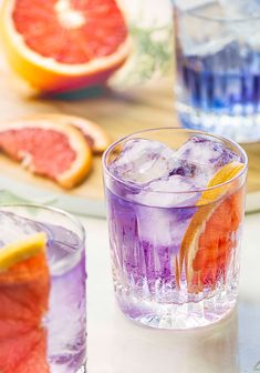 Ever heard of colour-changing gin! This spirit makes your cocktails instantly Insta-worthy!