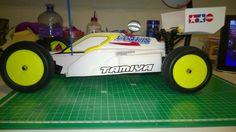 Rc buggy Tamiya DB-02 Leonis