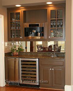 Charmant Best Raleigh Builders U0026 Remodelers | Sigmon Construction | NC Design. WET  BARSWine ...