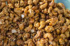Honey Roasted Cashews Roasted Cashews, Dog Food Recipes, Almond, Beans, Honey, Vegetables, Dog Recipes, Almond Joy, Vegetable Recipes