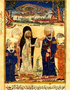アリー・イブン・アビー・ターリブ - 世界の歴史まっぷ 600頃〜661 4代正統カリフ。イスラーム教シーア派初代イマーム。過激派の手で暗殺され正統カリフは終焉。ウマイヤ朝の成立後、アリーとその子孫に共同体を指導する権利があると主張する人々はシーア派を結成した。