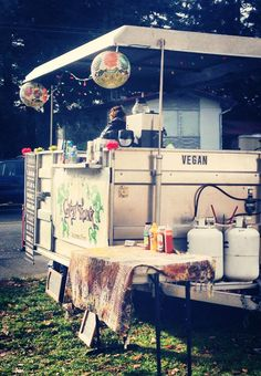 Our set up at Poplar Handmade & Vintage Market in Abbotsford BC Vegan Catering, Abbotsford Bc, Vancouver Bc Canada, Passion Project, Vintage Market, Gypsy, Projects, Handmade, Gourmet