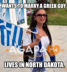 LOL :) #greek