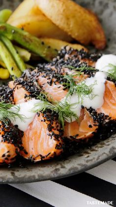 Restaurant Recipes, Seafood Recipes, Chicken Recipes, Vegan Dinner Recipes, Cooking Recipes, Healthy Recipes, Salmon Recipes, Asian Recipes, Brunch Sydney