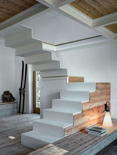 CASA VI - Picture gallery #architecture #interiordesign #staircase