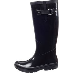 Helly Hansen Women's Veierland 2 Rain Boot, Black/Black/Eggshell, 7 M US *** To view further for this item, visit the image link.